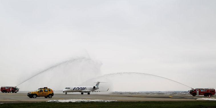 Adria Airways Bucharest