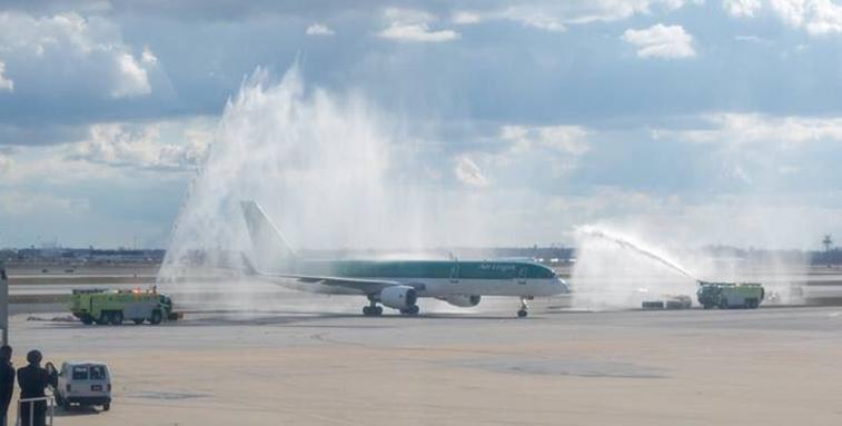 Aer Lingus Philadelphia