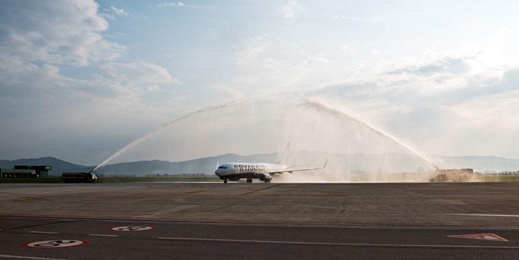 Ryanair Perugia