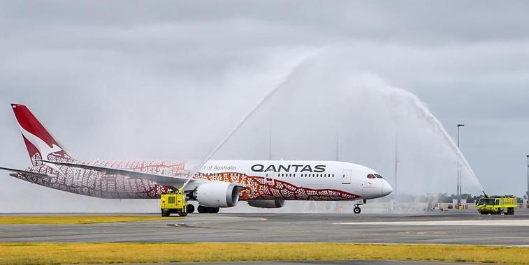 Qantas Perth Heathrow