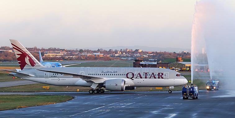 Qatar Airways Birmingham