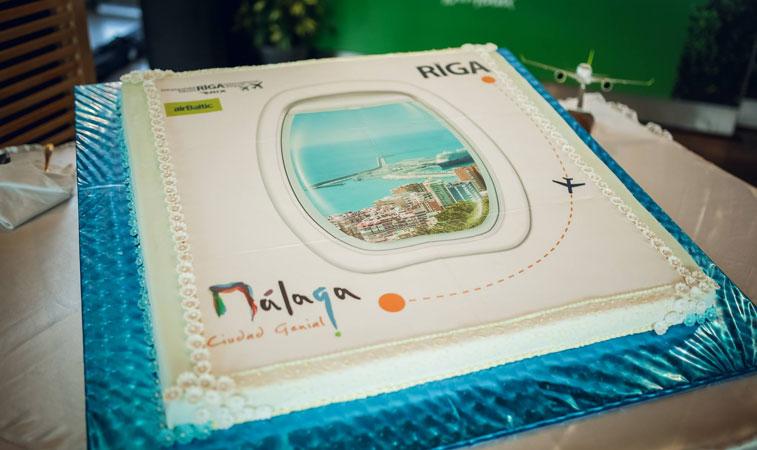airBaltic Malaga