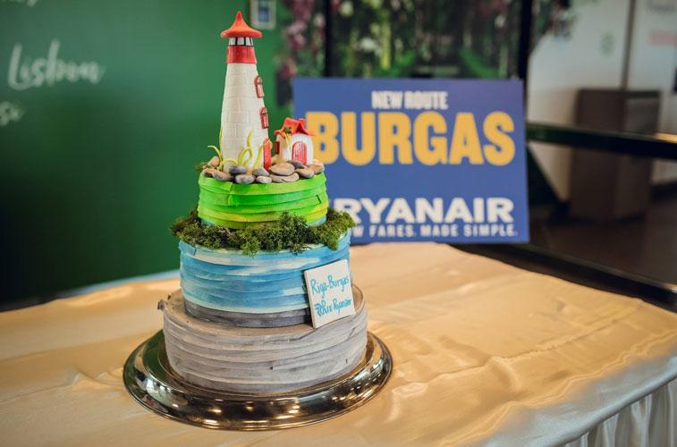 Ryanair Riga Bourgas