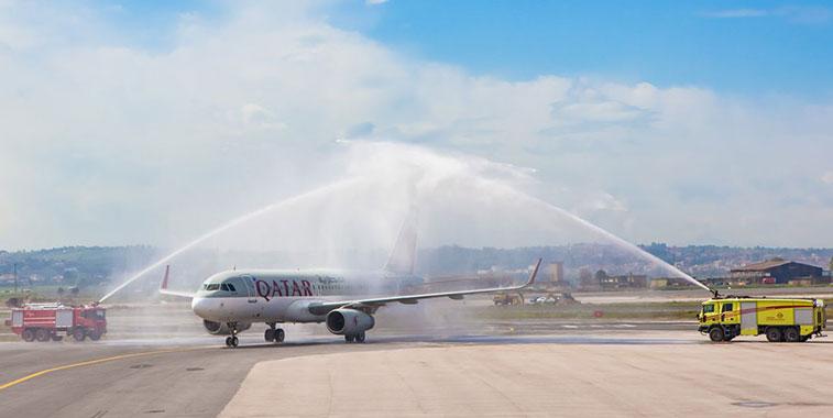 Qatar Airways Thessaloniki