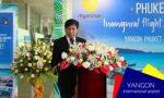 Myanmar National Airlines adds Thai tie from Yangon