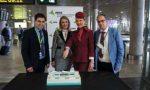 Alitalia adds Spanish service