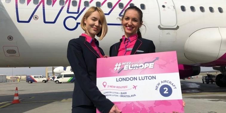 Wizz Air Luton
