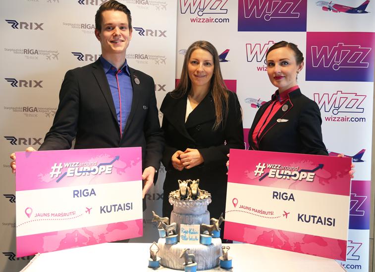 Wizz Air Riga