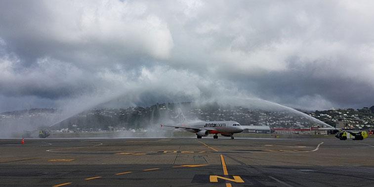 Jetstar Airways Wellington