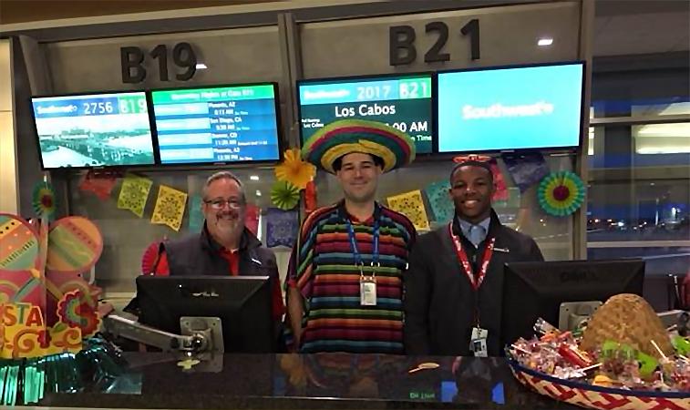Southwest Airlines Sacramento