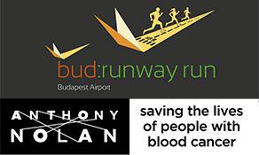 Budapest Airport-anna.aero Runway Run recognised for charity work