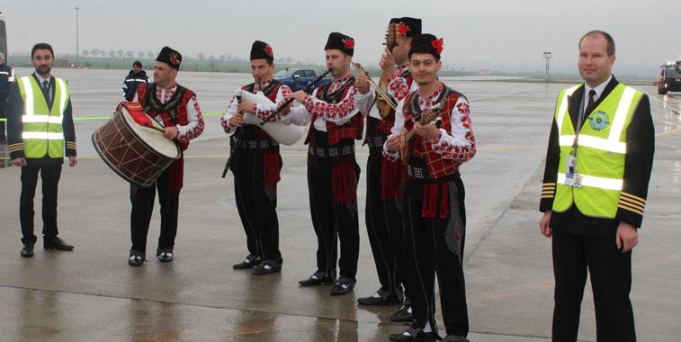 Ryanair Bourgas
