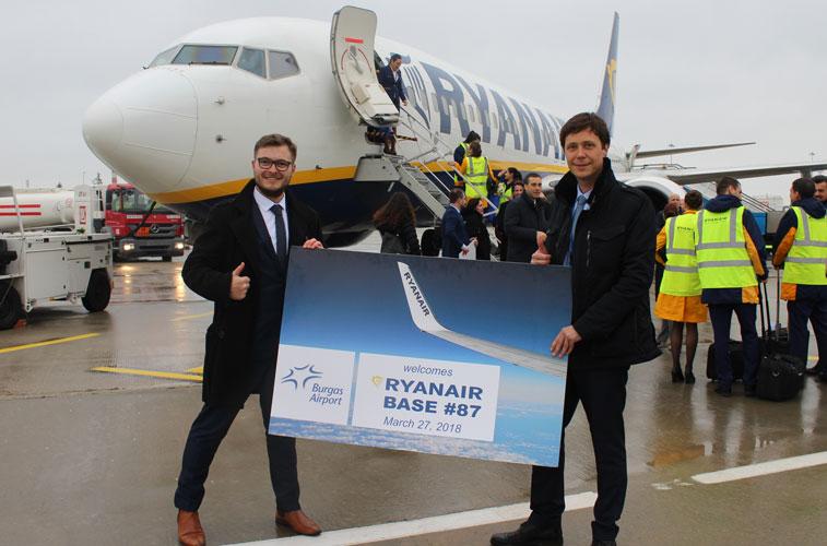 Ryanair Jonathan Ford