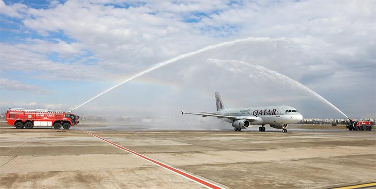 Qatar Airways Turkey