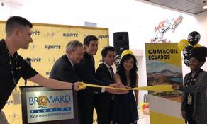 Spirit Airlines enters Ecuador