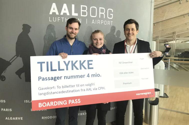 Norwegian Aalborg