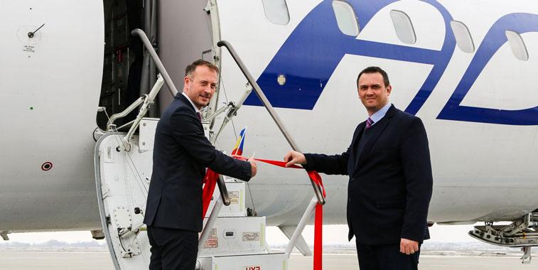 Adria Airways Ljubljana
