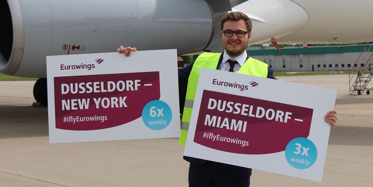 Eurowings Dusseldorf
