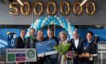 Eindhoven meets five million passenger milestone in 2017; Ryanair is largest carrier, Spain tops destination leaderboard