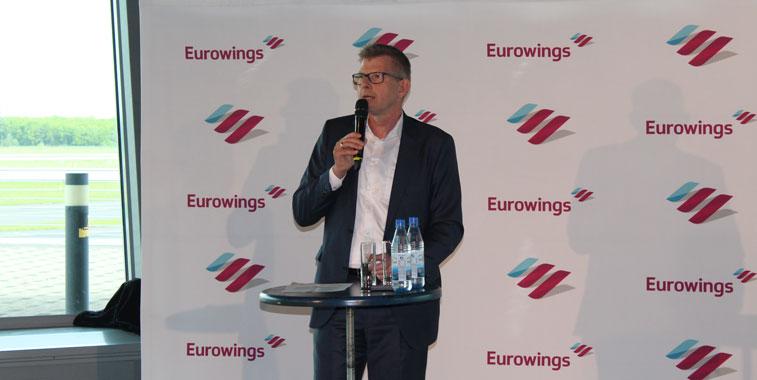 Eurowings CEO