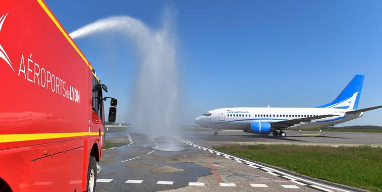 Aircompany Armenia Lyon