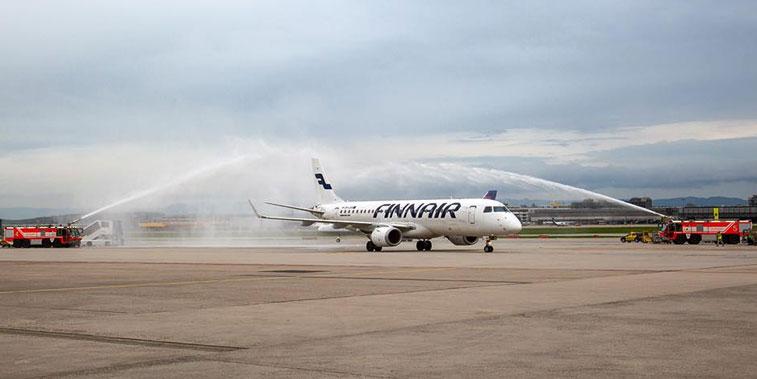 Finnair Stuttgart