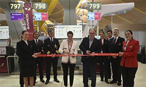 Iberia begins sixth US sector