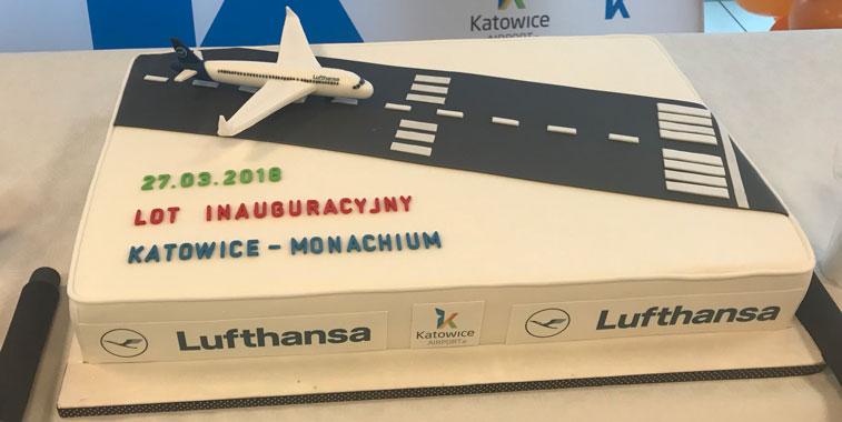 Katowice Lufhansa