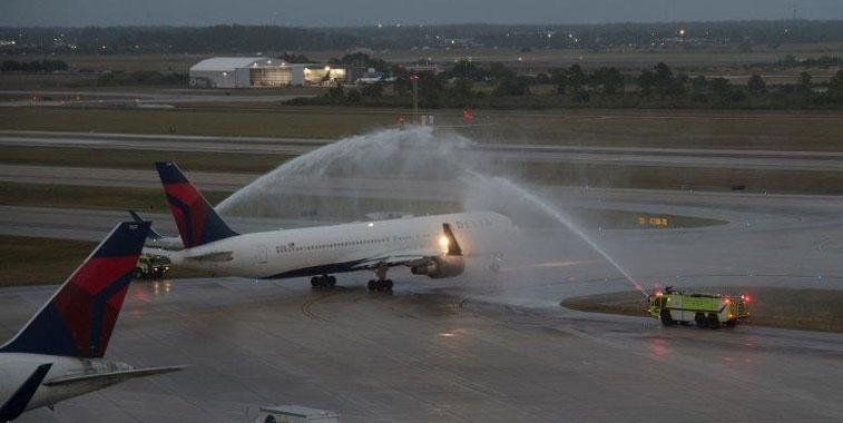 Delta Air Lines Orlando Amsterdam