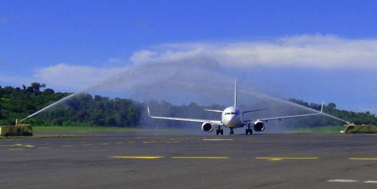 Ethiopian Airlines Nosy-Be