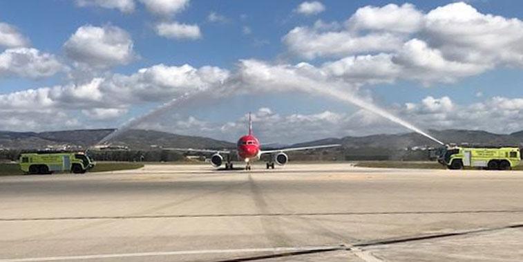 Edelweiss Air Paphos