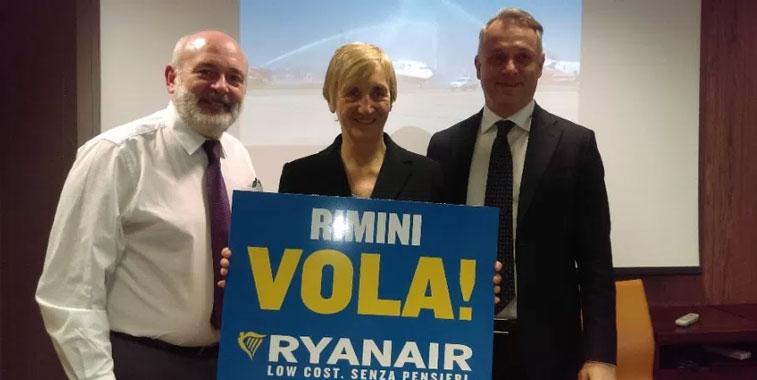 Ryanair Rimini