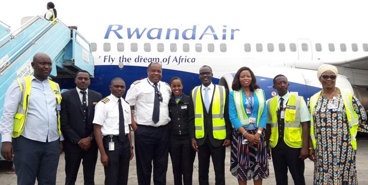 Rwandair Abuja