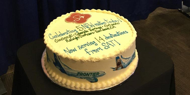 Frontier Airlines San Antonio