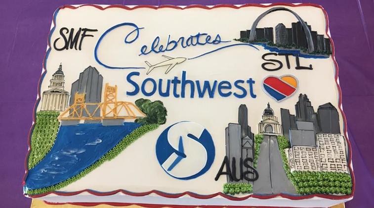 Sacramento Southwest Airlines
