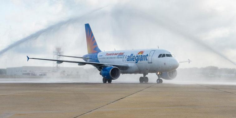 Allegiant Air Sarasota