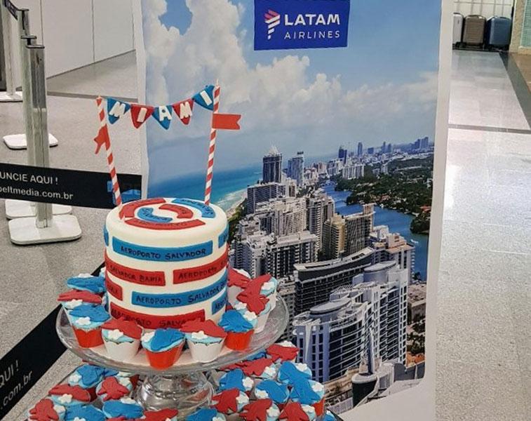Salvador de Bahia LATAM Airlines