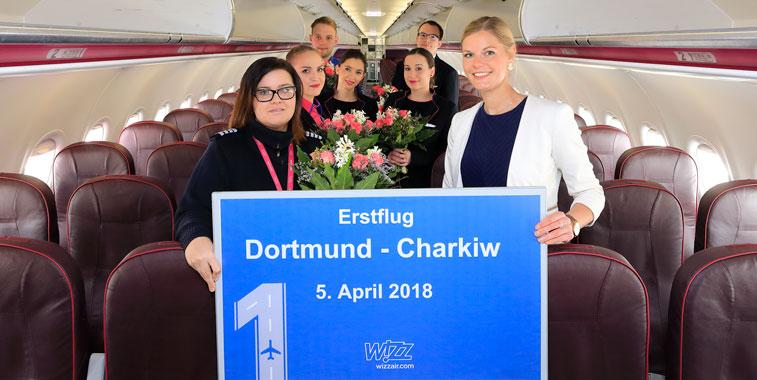 Wizz Air Dortmund