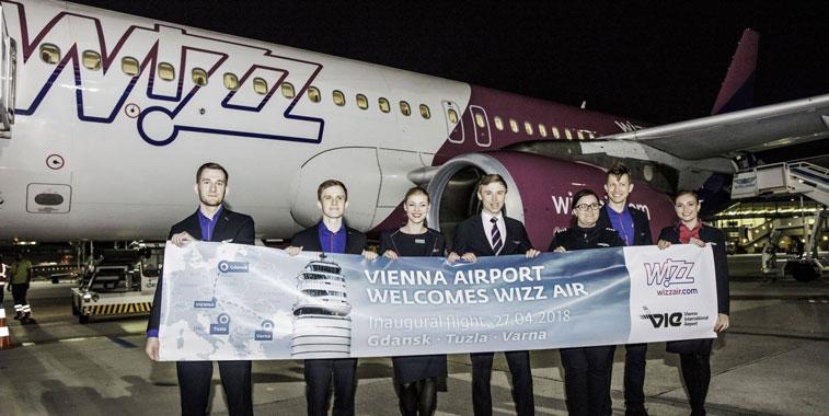 Wizz Air Vienna