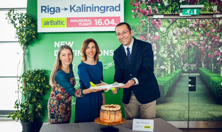 airBaltic Kaliningrad
