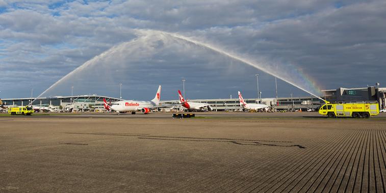 Malindo Air Brisbane