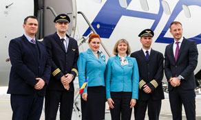 Adria Airways links Ljubljana with two new cities
