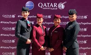 Qatar Airways adds fifth Turkish gateway