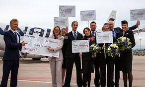 Finnair debuts latest Deutschland destination