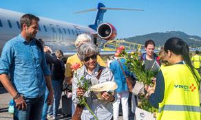 SAS connects Copenhagen with third French Riviera destination