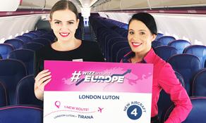 New airline routes launched (17 April 2018 – 23 April 2018)