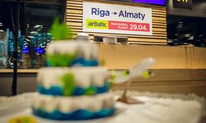 airBaltic kick-starts Kazakhstan connection