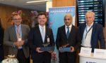 Air France produces a trio of Parisian links