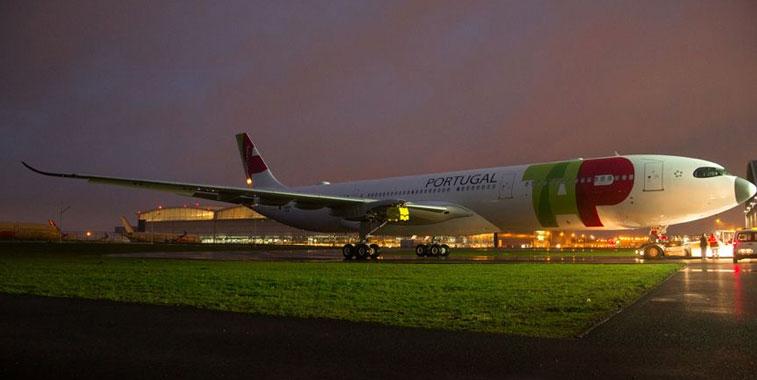 TAP Air Portugal A330-neo Airbus