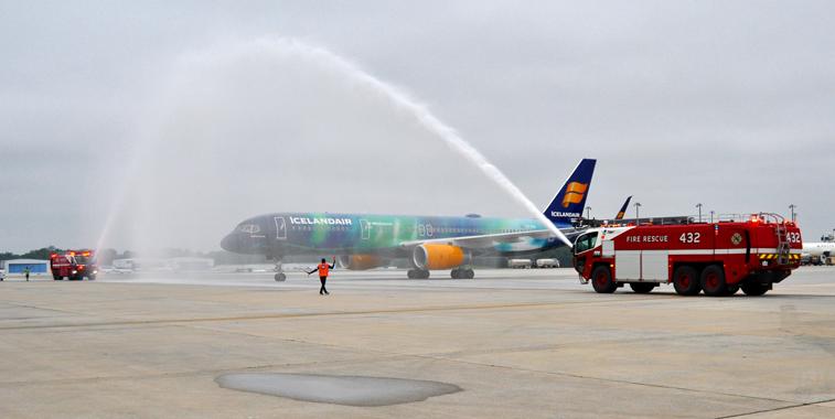 Icelandair Baltimore